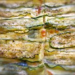 Zucchine - with courgettes